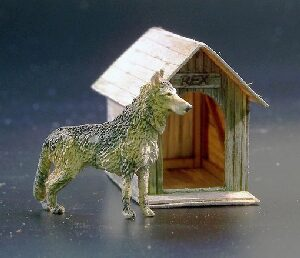 Plus model 423 Dog house