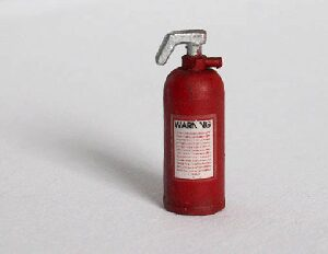 Plus model EL005 Fire-extinguisher
