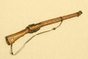Plus model EL007 Gewehr Lee-Enfield No.4 Mk.1