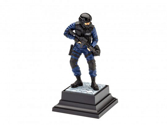 Revell 02805 SWAT Team Leader