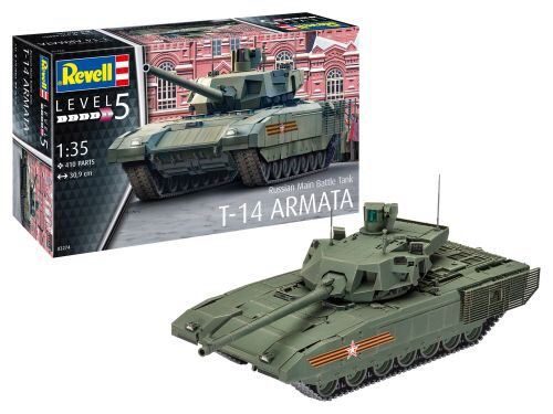 Revell 03274 Russian Main Battle Tank T-14 Armata