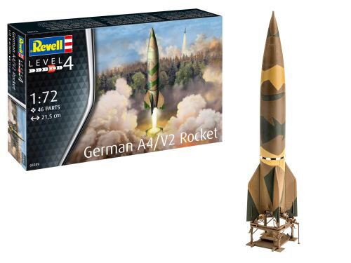 Revell 03309 German A4/V2 Rocket