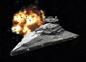 Revell 03609 Imperial Star Destroyer