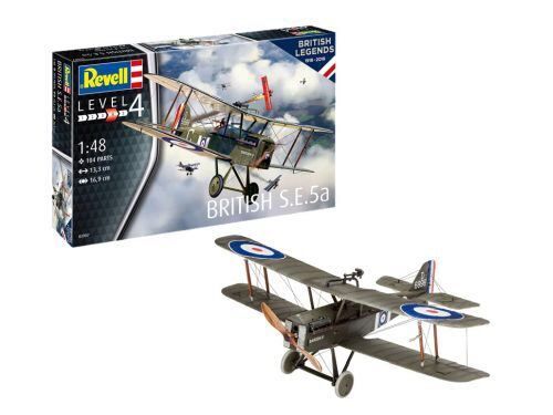 Revell 03907 British Legends: British S.E.5a