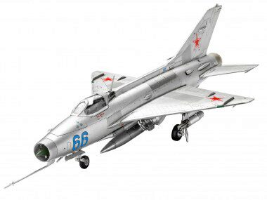 Revell 03967 MiG-21 F-13 Fishbed C