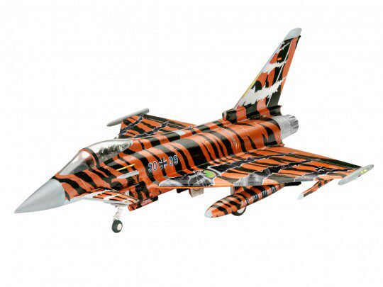 Revell 03970 Eurofighter Typhoon  Bronze Tiger