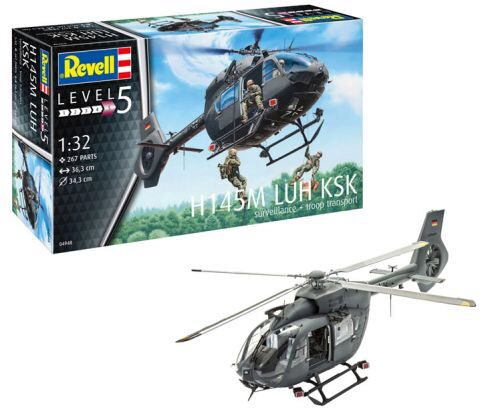 Revell 04948 H145M LUH KSK surveillance + troop transport