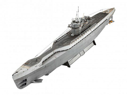 Revell 05133 Deutsches U-Boot TYPE IX C/40 (U190)