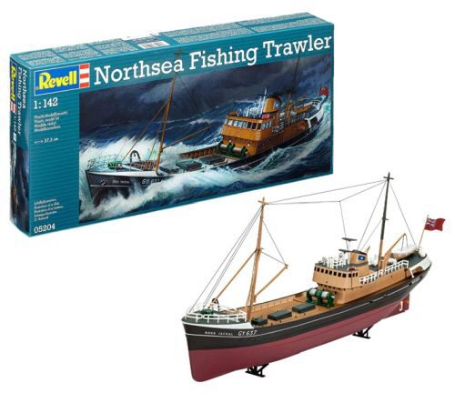 Revell 05204 Northsea Fishing Trawler