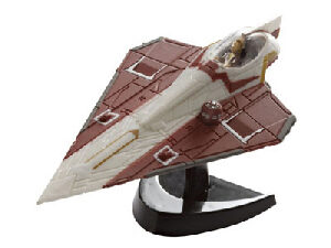 Revell 06731 Jedi Starfighter Pocket 1:80