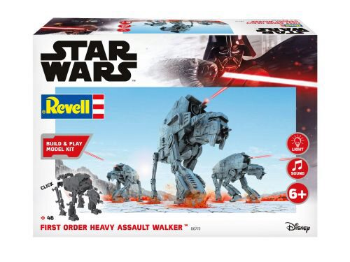 Revell 06772 First Order Heavy Assault Walker