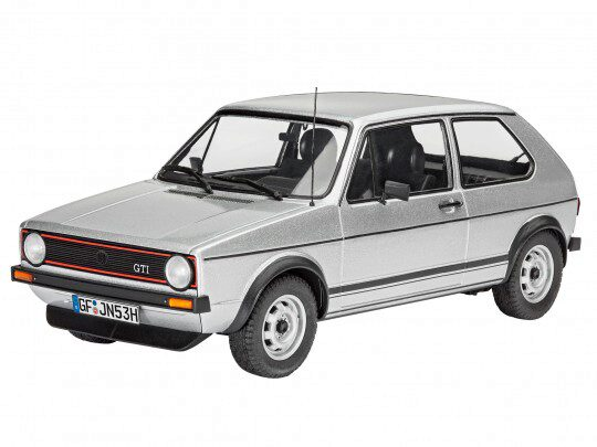 Revell 07072 VW Golf 1 GTI
