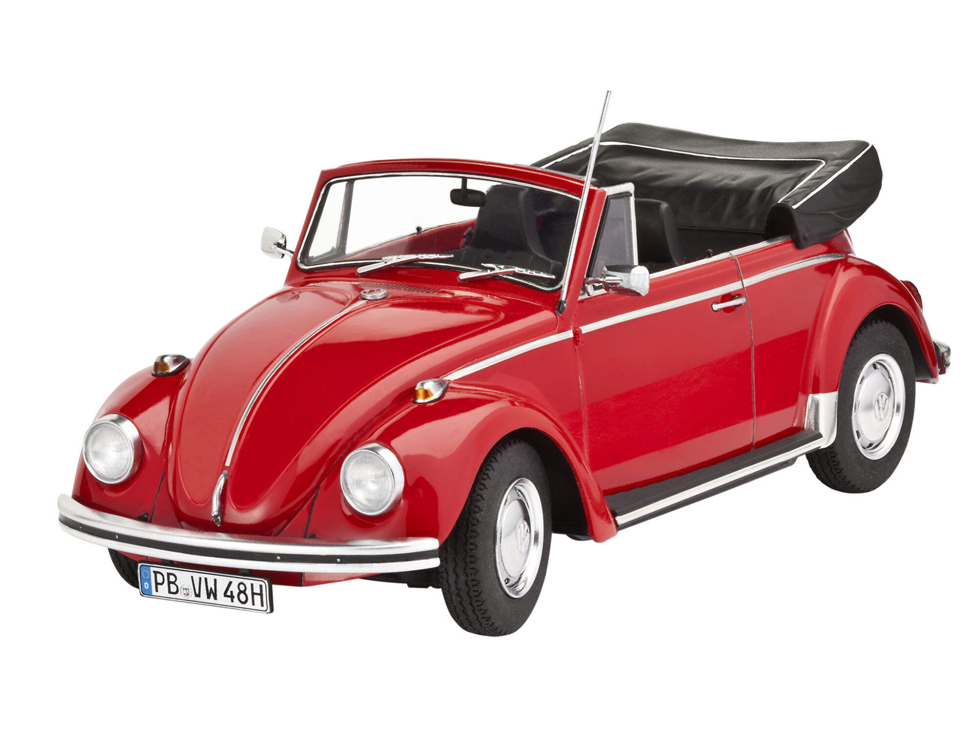 Revell 07078 VW Beetle Cabriolet 1970
