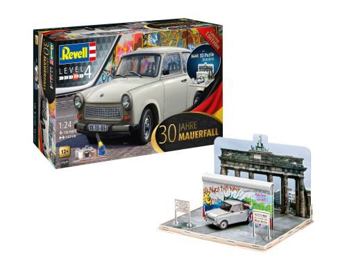 "Revell 07619 30th Anniversary ""Fall of the Berlin Wall"""