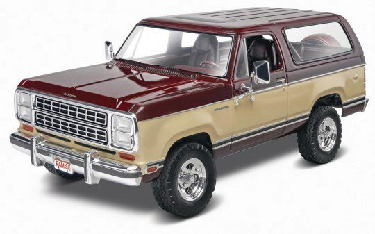 Revell 14372 1980 Dodge Ramcharger