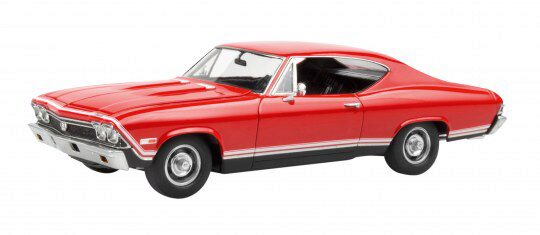 Revell 14445 68 Chevy Chevelle SS 396