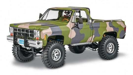 Revell 17226 78 GMC Big Game Country Pickup