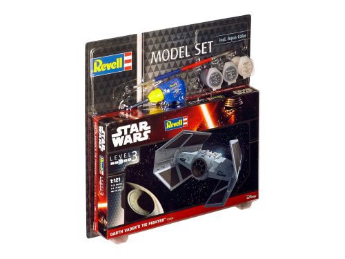 Revell 63602 Model Set Darth Vader's TIE Fighter