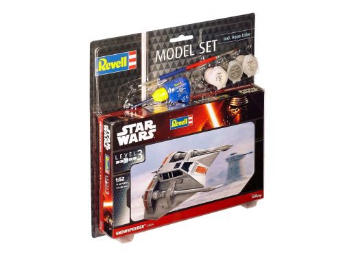 Revell 63604 Model Set Snowspeeder