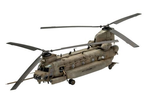 Revell 63876 Model Set MH-47 Chinook