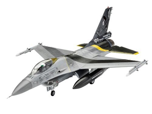 Revell 63905 Model Set F-16 Mlu 100th Anniversary