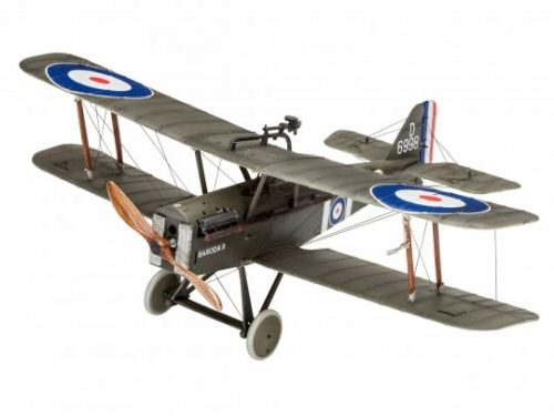 Revell 63907 British Legends - British S.E. 5a