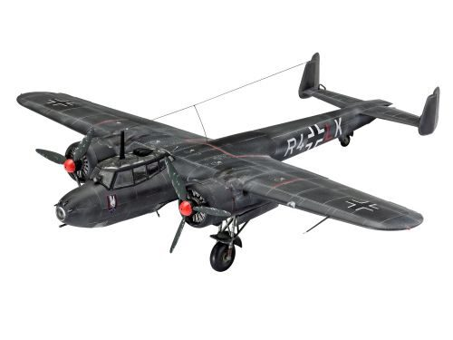 Revell 63933 Model Set Dornier Do17Z-10
