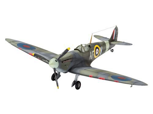 Revell 63953 Model Set Spitfire Mk.IIa
