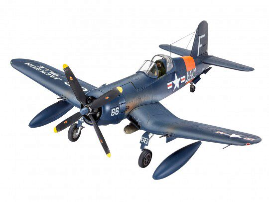 Revell 63955 Model Set F4U-4 Corsair