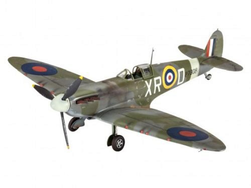 Revell 63959 Model Set Spitfire Mk.II