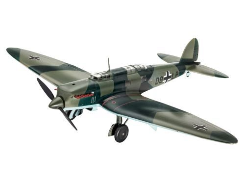 Revell 63962 Model Set Heinkel He70 F-2