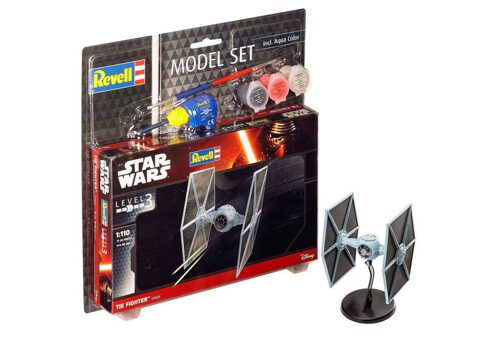 Revell 63967 Model Set MiG-21 F-13 Fishbed C