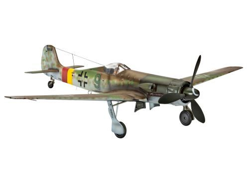 Revell 63981 Model Set Focke Wulf Ta 152 H
