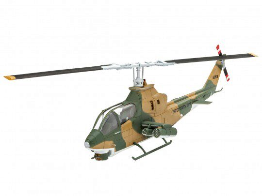 Revell 64954 Model Set Bell AH-1G Cobra