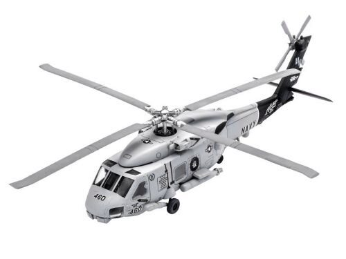 Revell 64955 Model Set SH-60 Navy Helicopter