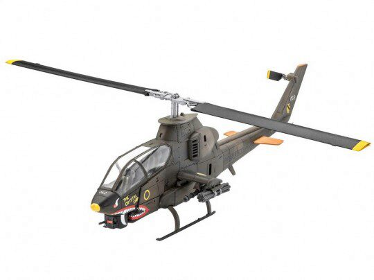 Revell 64956 Model Set Bell AH-1G Cobra