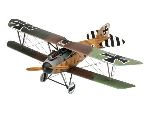 Revell 64973 Model Set Albatros DIII