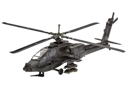 Revell 64985 Model Set AH-64A Apache