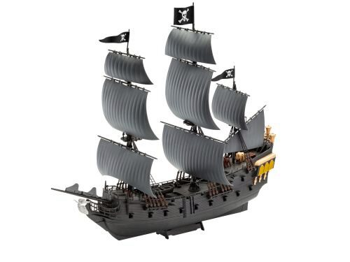 Revell 65499 Model Set Black Pearl
