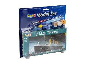 Revell 65804 Model Set R.M.S. Titanic