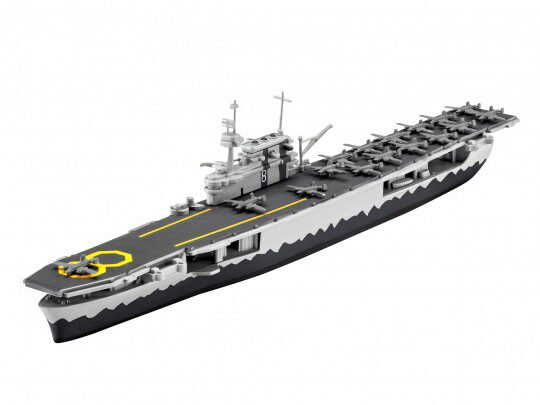 Revell 65823 Model Set USS Hornet
