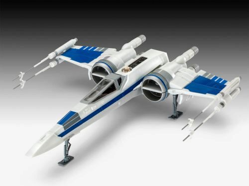 Revell 66744 Resistance X-wing Fighter