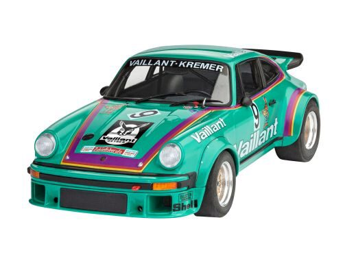 Revell 67032 Model Set Porsche 934 RSR  Vaillant