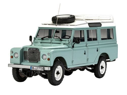 Revell 67047 Land Rover Series III