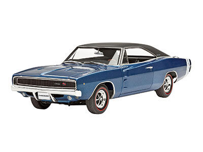 Revell 67188 Model Set 1968 Dodge Charger