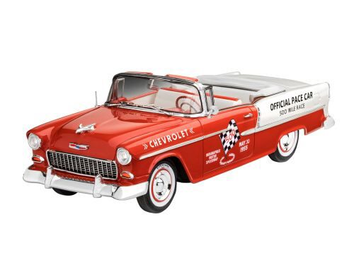 Revell 67686 55 Chevy Indy Pace Car