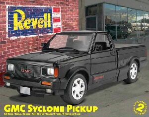 Revell 7213 GMC Syclone Pickup