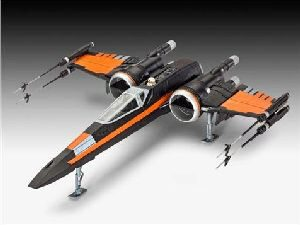 Revell 06692 Star Wars Poe's X-wing Fighter easykit