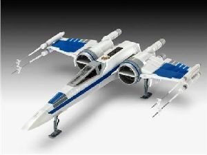 Revell 06696 Star Wars Resistance X-wing Fighter easykit