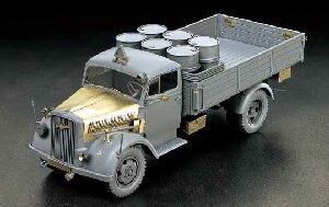 Tamiya 25160 German 3t 4x2 Cargo Truck w/ABER Photo-Etched P